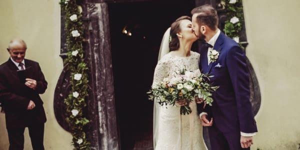 Martyna i Krzysztof – ślub w Czernej