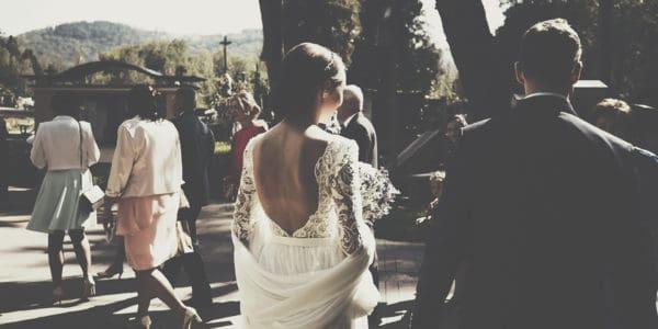 Patrycja i Wojtek – ślub w Brennej