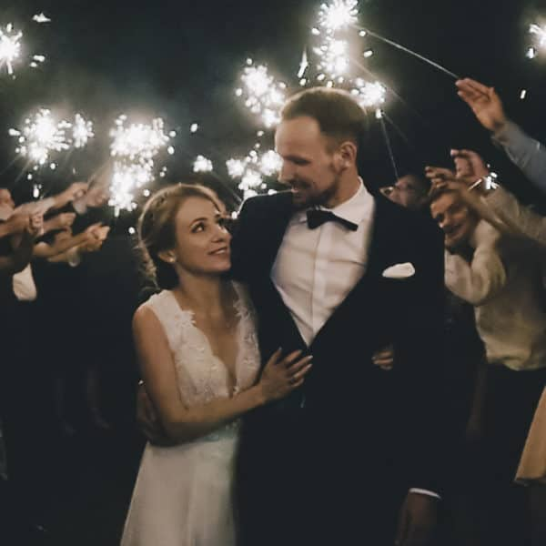 Maja i Jakub – film ślubny w Lublińcu