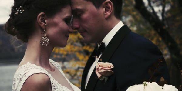 Basia i Łukasz – ślub w Międzybrodziu