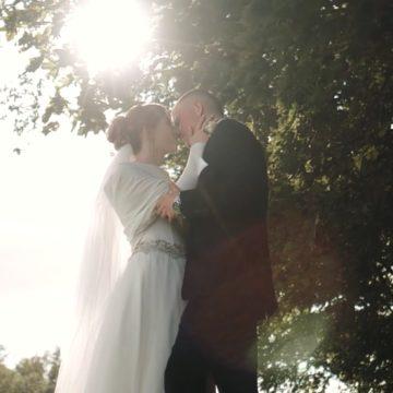 Kinga i Tomek – film ślubny w Warszowicach