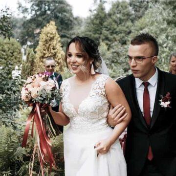 Dominika i Dominik – film ślubny w Jastrzębiu