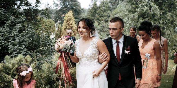 Dominika i Dominik – film ślubny w Jastrzębiu-Zdroju