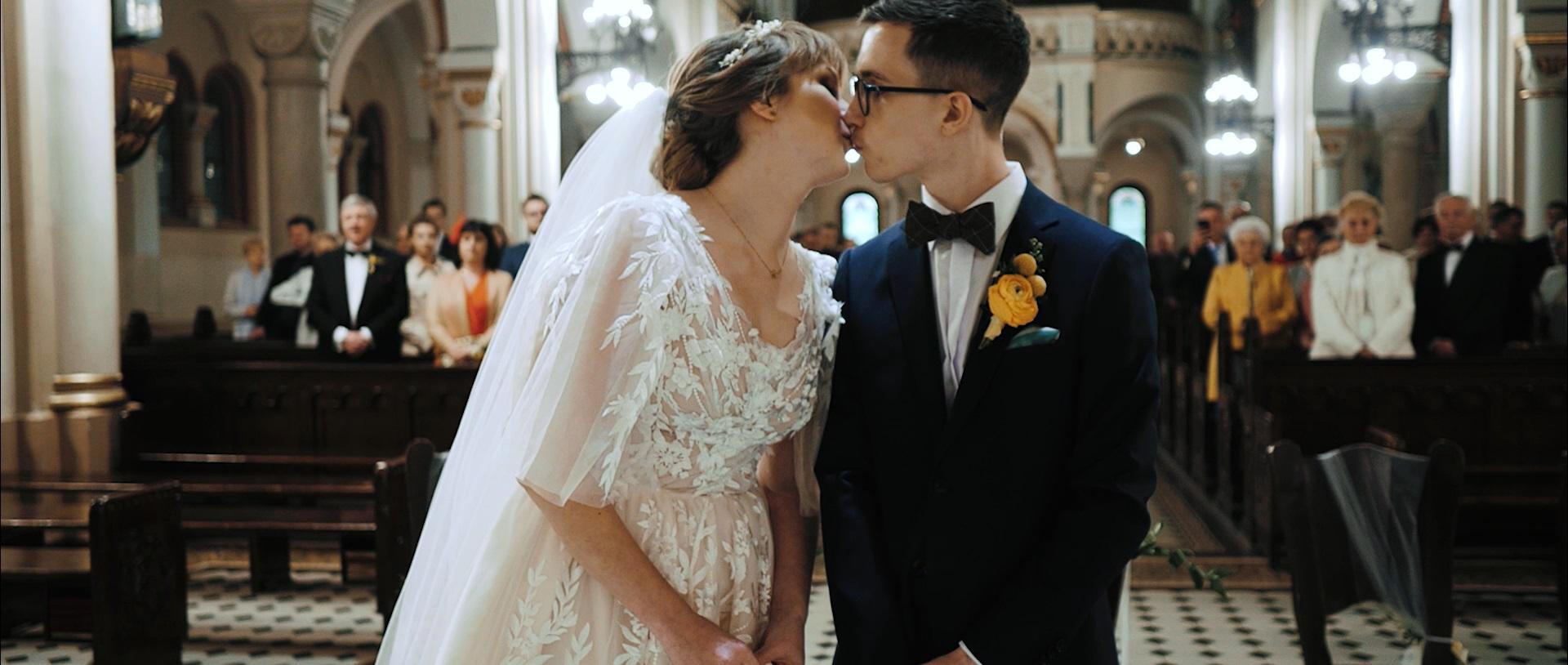 Ślub w Bazylika Ligota Katowice