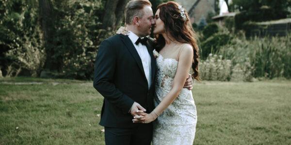Teledysk ślubny z plenerem
