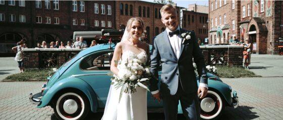 Magiczna historia ślubna w Nikiszowcu wraz z Agatą i Mateuszem