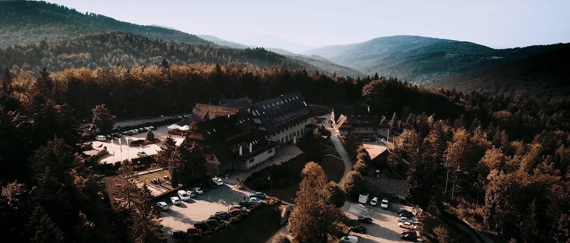 Hotel Kocierz - Ślub i Wesele w górach - fotografia film ślubny kamerzysta