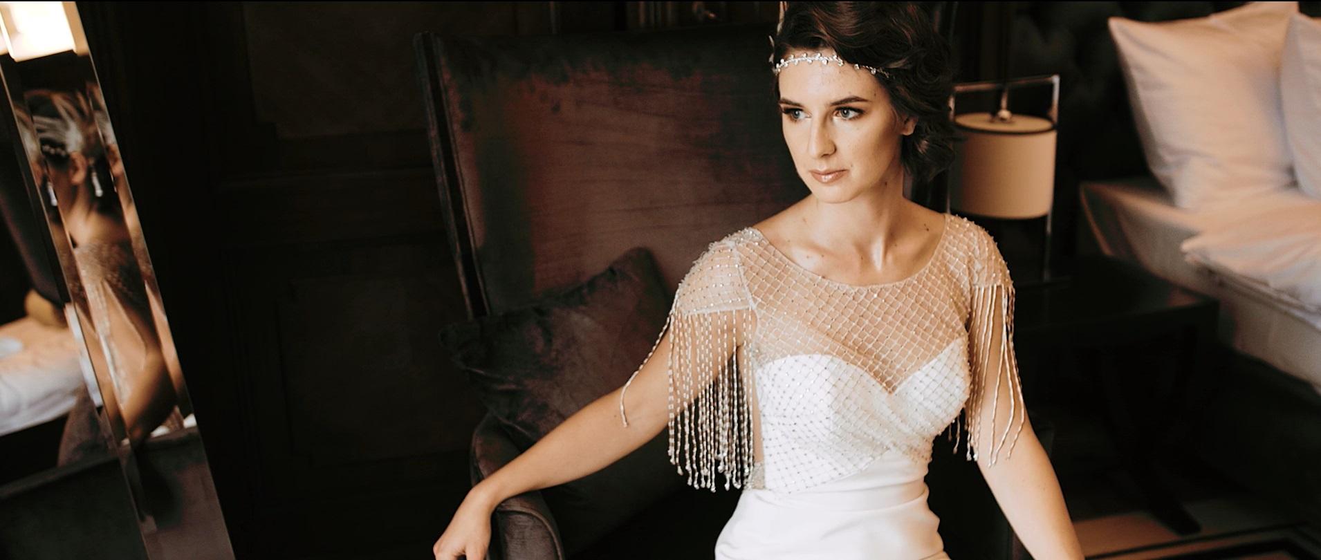 Wesele Great Wielki Gatsby Style Theme lovely film lovelyfilm videographers wedding