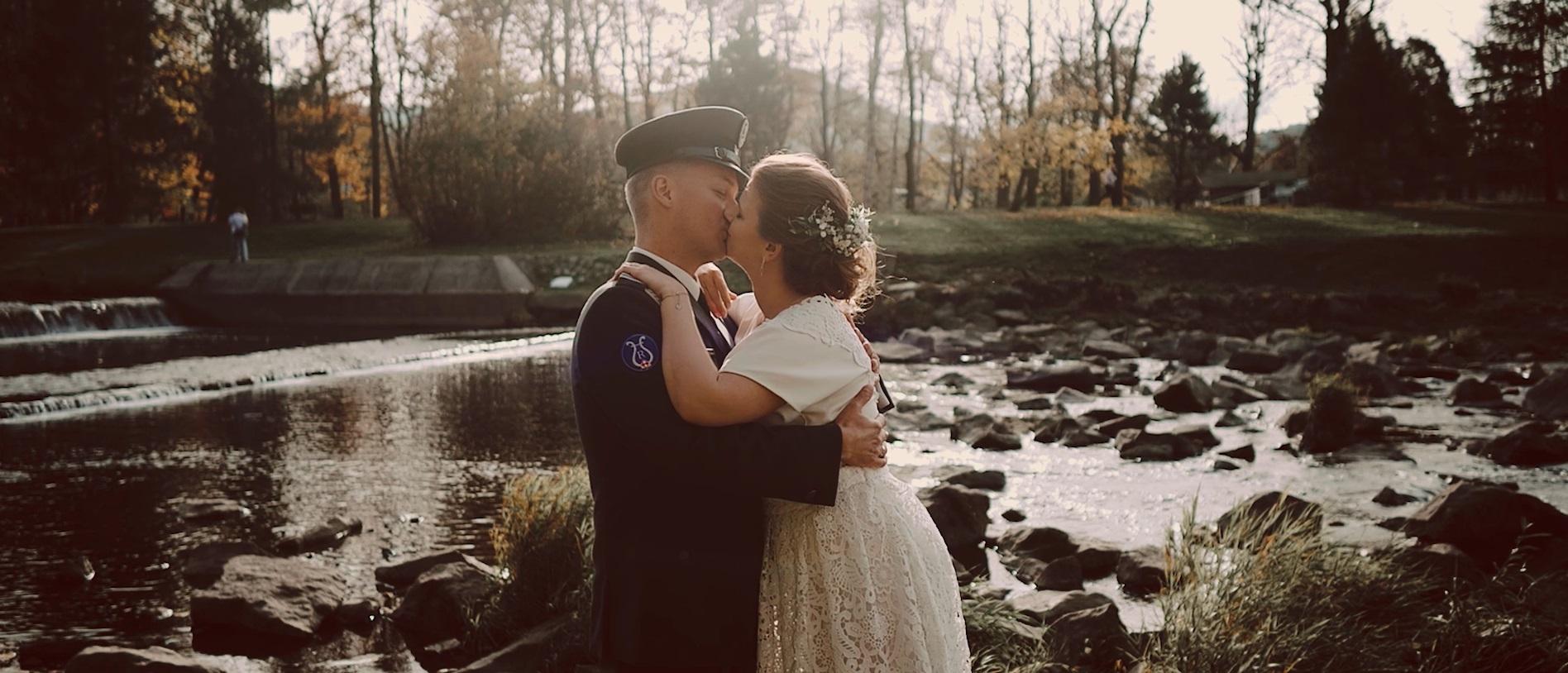 ślub cywilny plenerowy plener w górach wesele ślub