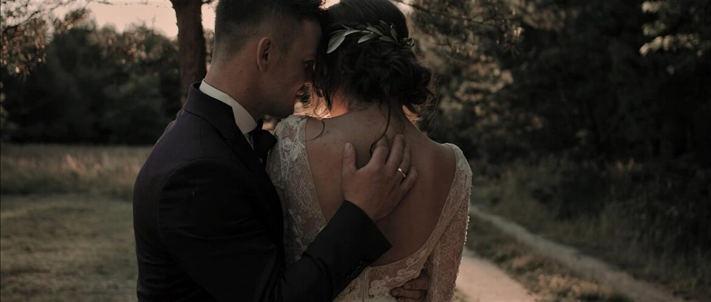 WzruszajÄ…cy romantyczny film Å›lubny oraz sesja plenerowa wraz z SoniÄ… i Tomaszem
